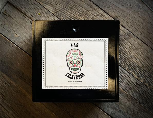 Las Calaveras box